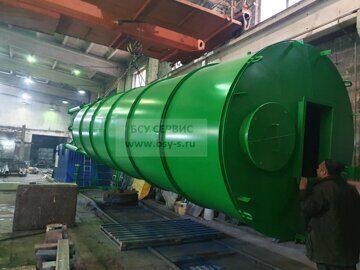 силос 65 тонн Волгоград